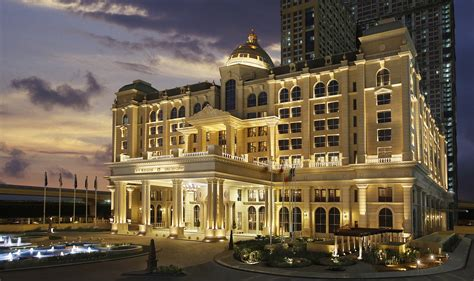 world class regis st regis hotels and resorts debuts in dubai with world