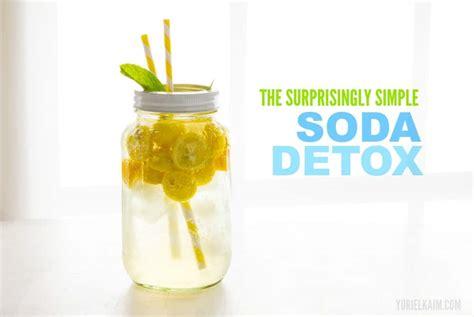 Apple Cider And Lime Detox by Apple Cider Vinegar Detox Soda Drink Yuri Elkaim