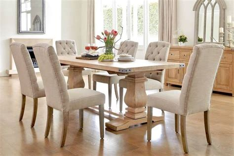 cm hamptons collection solid hardwood dining table