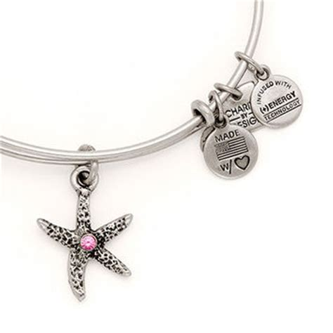 alex and ani breast cancer starfish arms from zeeberry
