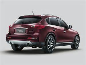 Infiniti Qx50 New 2017 Infiniti Qx50 Price Photos Reviews Safety