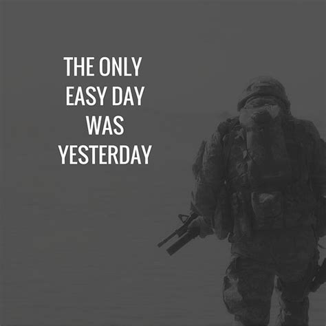 tattoo the only easy day was yesterday the only easy day was yesterday navyseals