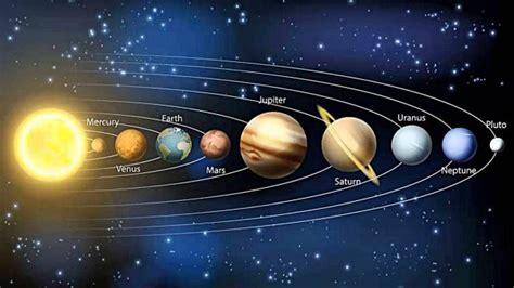 cuales son los planetas que giran alrededor del sol 191 cu 225 les son los componentes del universo