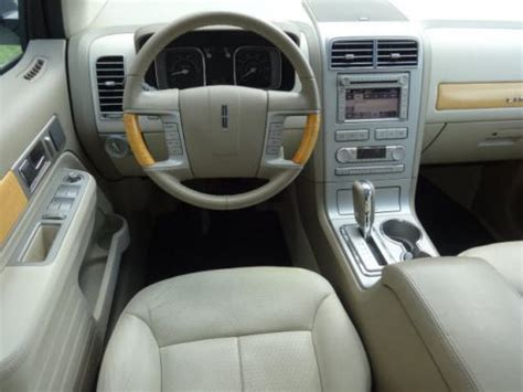 automobile air conditioning service 2007 lincoln mkx interior lighting find used 2007 lincoln mkx in 9620 montgomery rd cincinnati ohio united states for us 12 988 00
