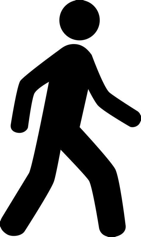 Iconic Microsoft Character Passes Away And No One Notices by Walking Icons Png Vector Free Icons And Png Backgrounds