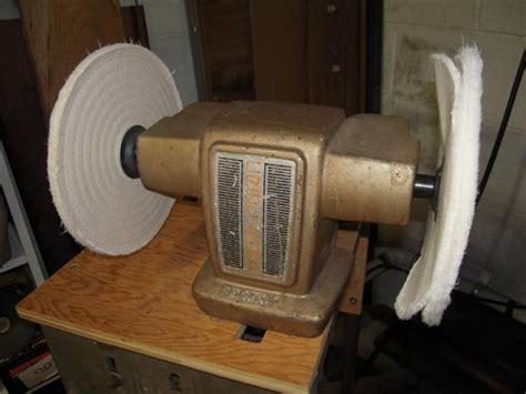 belt driven bench grinder photo index sears craftsman 103 6604 belt driven