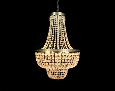 Chandelier Types Rental Products Model Empire Chandelier 0 82mtr 187 Chandelier Rental