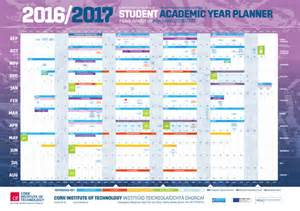 semester planner template cit cork institute of technology semester dates and student planner printable planner template college