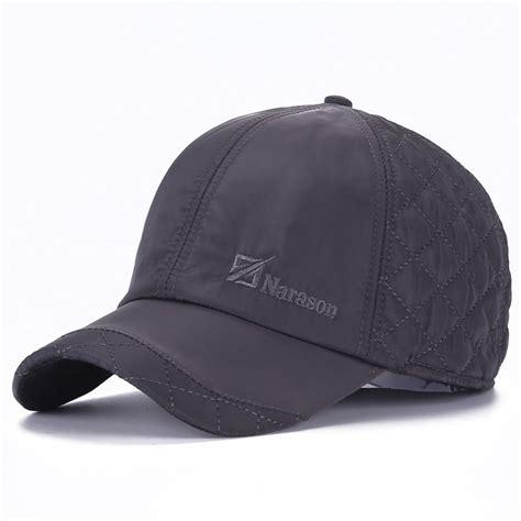 new warm winter outdoor leisure hat baseball cap