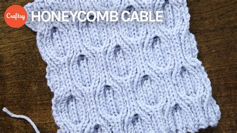 how to knit reversible cables how to knit honeycomb cables they re reversible