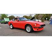 Classic Sports Cars  Datsun 240Z At &amp Coffee