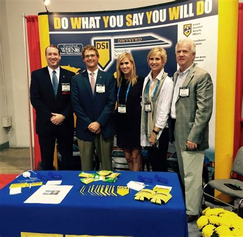 Dsi Security by Dsi Attends The 61st Annual Asis International Convention Dsi Security Services