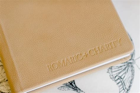 Wedding Albums Leather by Leather Wedding Albums