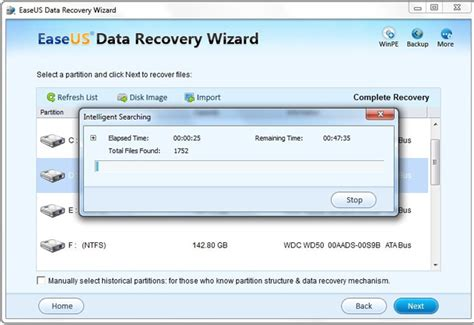 data recovery wizard recover files from formatted hard drive and partition