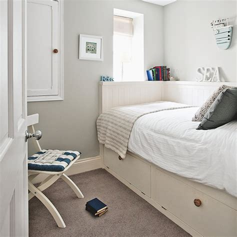 Small Bedroom Decorating Ideas Uk Nautical Bedroom With Built In Bed Small Bedroom Design