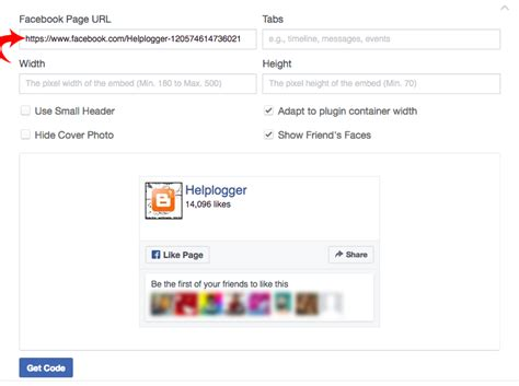 create a fan page on facebook without a profile how to add facebook like fan box to blogger helplogger