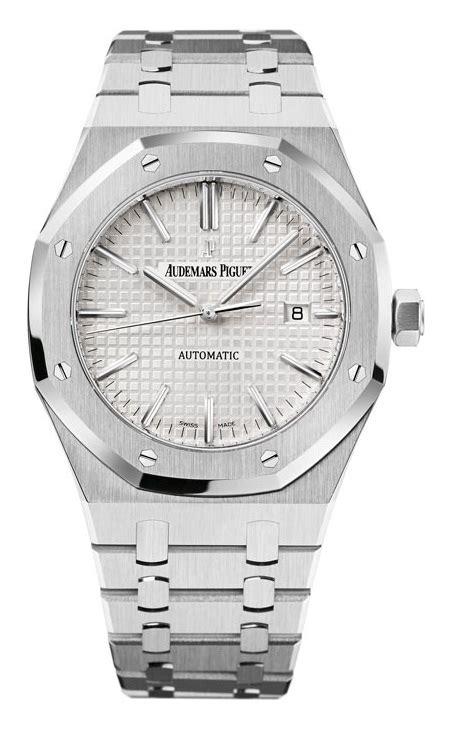 Audemars Piguet 15400ST.OO.1220ST.02 Royal Oak Automatic Men's Watch   WatchMaxx.com