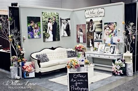 design wedding booth trade show inspiration willow lane photography part i