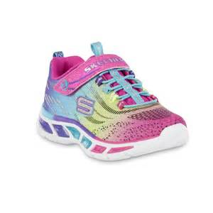 skechers lite beams multicolor light up sneaker
