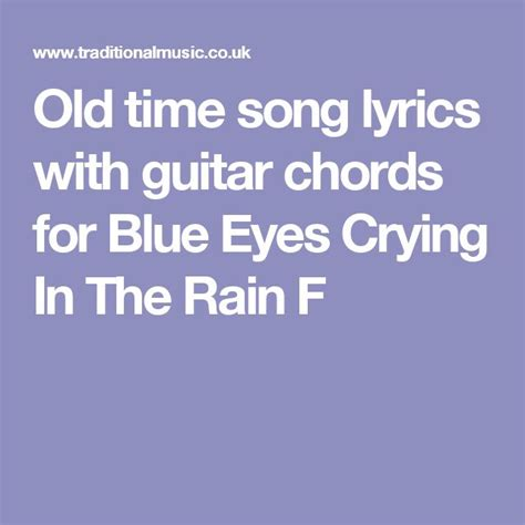 strumming pattern for blue eyes crying in the rain 235 best songs images on pinterest guitar lessons