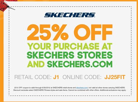 Skechers Coupon by Skechers Printable Coupon Expires June 30 2012