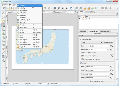 cara membuat layout qgis realizzare e stare una mappa qgis tutorials and tips
