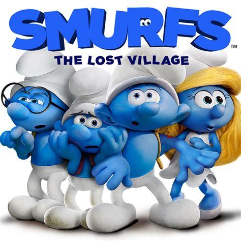 the smurfs 3 quot the lost village quot the smurfs pinterest