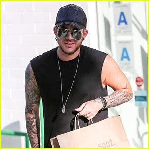 hudson reporter today in hoboken natalie morales talks adam lambert s tattooed guns are a sight you can t miss