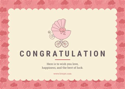 Congratulation Card Templates Congratulations Card Maker