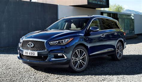 infiniti qx60 2016 2016 infiniti qx60 shows fresh style retuned chassis updates