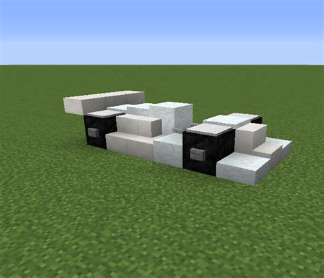minecraft car white formula 1 car grabcraft your number one source
