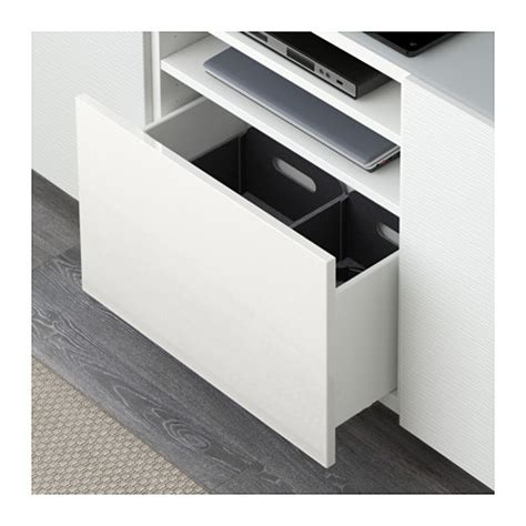 besta laxviken best 197 tv bench laxviken white selsviken high gloss white