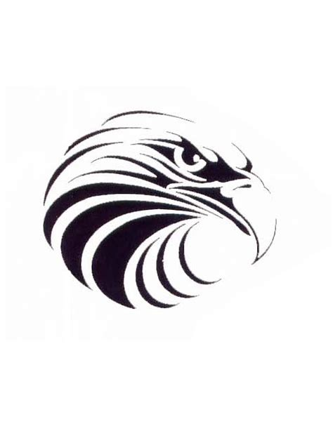 tribal bald eagle tattoos tribal eagle free design ideas