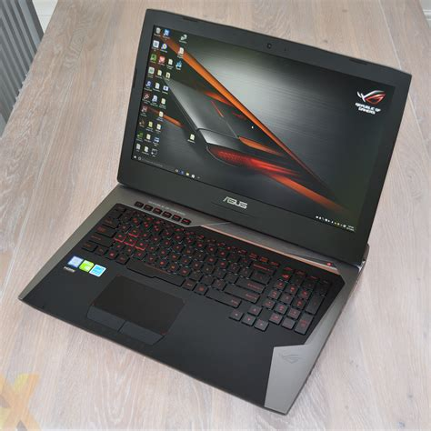 Laptop Asus Rog G752vs review nvidia geforce gtx 1070 mobile asus rog g752vs laptop hexus net