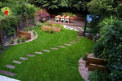 basic backyard landscaping simple garden landscape design cadagu idea backyard