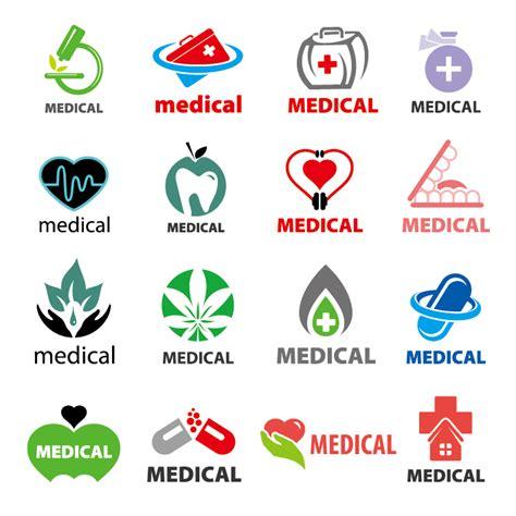 free logo design medical vector logos medical design material vector logo free
