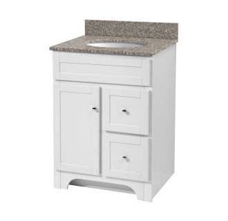 foremost wrwa2421d white worthington 24 quot vanity cabinet