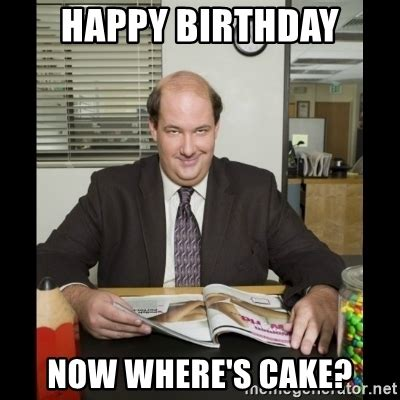 Office Space Birthday Meme - happy birthday the office www pixshark com images