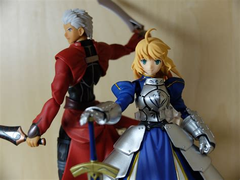 Figma Ex 025 Saber Dress Ver Unlimited Blade Works By Max Factory Kws dscf7746 jpg pictures myfigurecollection net tsuki board net