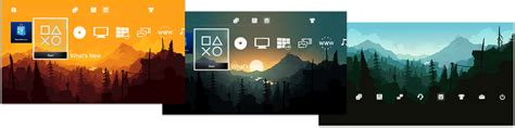 ps4 themes won t work firewatch ps4 theme preview image ps4
