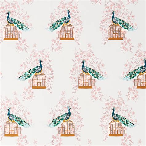 Opalhouse Wallpaper peacock peel stick removable wallpaper opalhouse