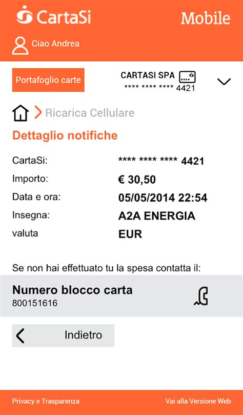 marche estratto conto on card mysi di cartasi android apps on play