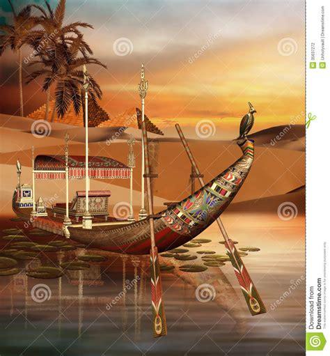 boat prices in egypt egyptian boat stock illustration image of desert