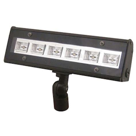 Lu Emergency Energizer hubbell 01916 outdoor flood led light fixture