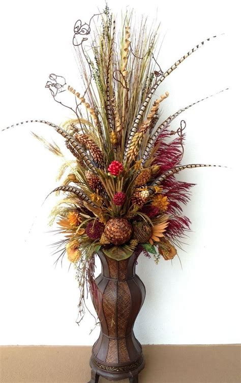 dry flowers decoration for home 25 best ideas about dried flower arrangements on