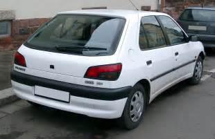 Peugeot 306 Wiki File Peugeot 306 Rear 20080118 Jpg
