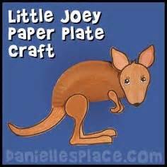 Craft Paper Australia - paper plate echidna craft paper plate crafts