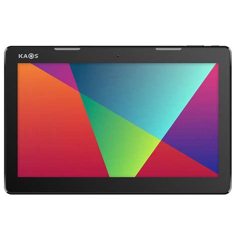 Kaos Ione kaos master tablet 13 3 quot negra reacondicionado