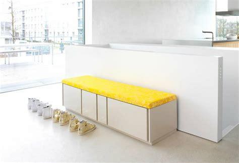 Sitzbank Flur Gelb by Sitzb 228 Nke Sch 246 Ne Ideen F 252 R Die Wohnung Archzine Net
