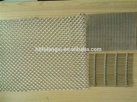 Fireplace Mesh Material by Best Price Decorative Chain Link Curtain Mesh Decorative